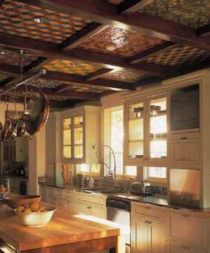 Ceiling Ideas for Kitchen