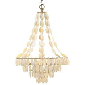 Shell Lantern from Arteriors