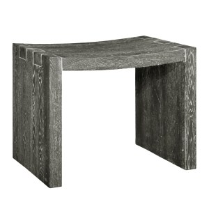 Reclaimed Oak Stool! Love it!